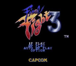 Final Fight 3 Review - Screenshot 2 of 4