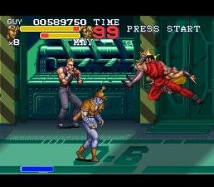 Final Fight 3 Review - Screenshot 1 of 4