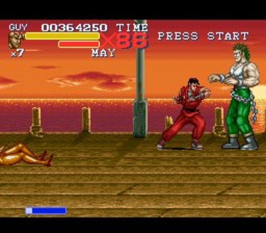 Final Fight 3 Screenshot