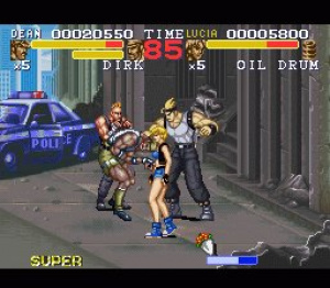 Final Fight 3 Review - Screenshot 4 of 4