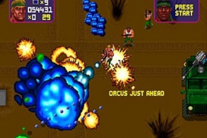 Midway Arcade Treasures 2 Screenshot