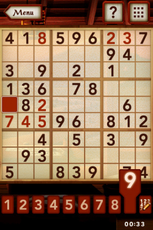 Sudoku Review - Screenshot 1 of 4