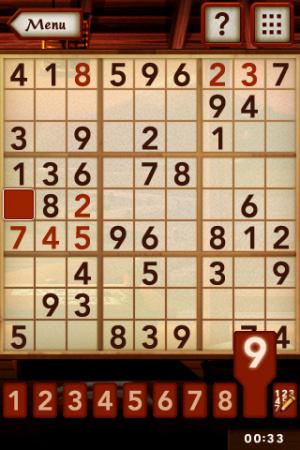 Sudoku Review - Screenshot 2 of 4