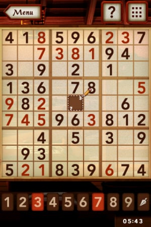 Sudoku Review - Screenshot 2 of 4