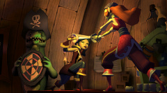Tales of Monkey Island: Chapter 4 Screenshot
