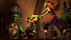Tales of Monkey Island: Chapter 4 Review - Screenshot 3 of 3
