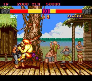 Street Fighter II': Champion Edition Review - Screenshot 1 of 4