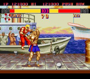 Street Fighter II': Champion Edition Review - Screenshot 4 of 4