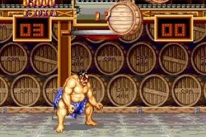 Street Fighter II': Champion Edition Screenshot