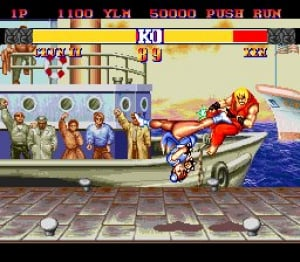 Street Fighter II': Champion Edition Review - Screenshot 1 of 3