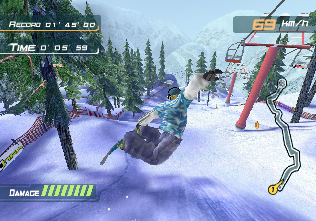 1080° Avalanche GameCube