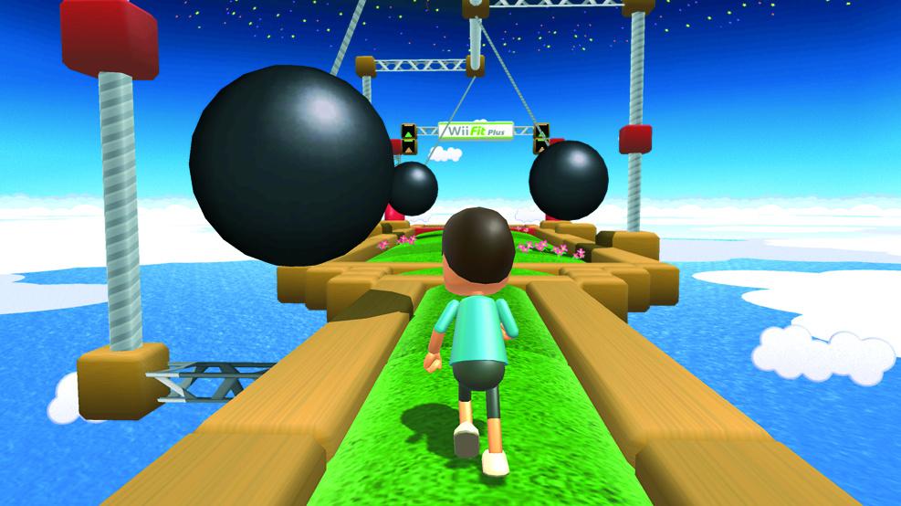 Wii Fit Plus (Wii) Screenshots