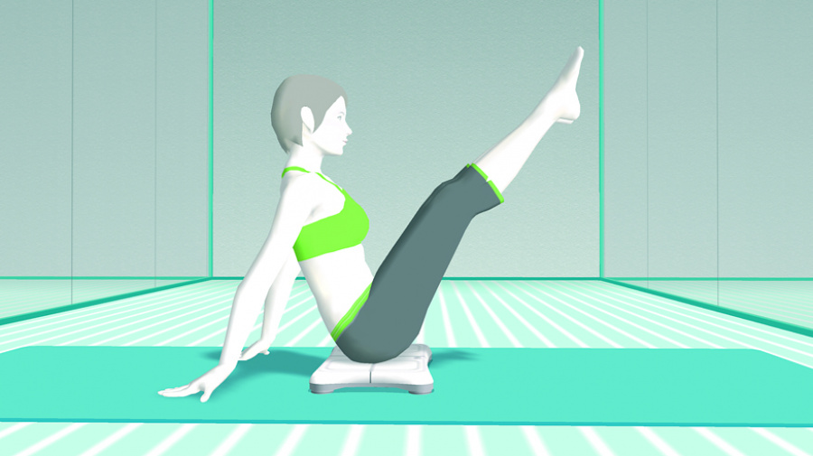 Wii Fit Plus Review - Screenshot 1 of 4