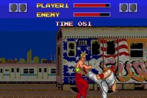 Fighting Street Screenshot