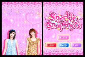 Sparkle Snapshots Screenshot