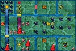 Robot Rescue Screenshot