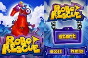 Robot Rescue Review - Screenshot 3 of 3