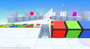 Rubik's Puzzle Galaxy: RUSH Review - Screenshot 2 of 4