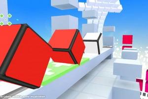 Rubik's Puzzle Galaxy: RUSH Screenshot