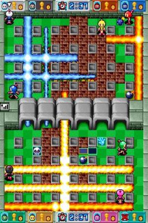 Bomberman Blitz Review - Screenshot 2 of 2