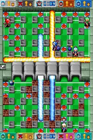 Bomberman Blitz Review - Screenshot 2 of 2