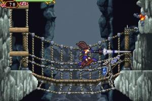 Castlevania: Order of Ecclesia Screenshot