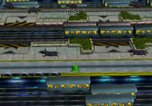Frogger Returns Review - Screenshot 1 of 8