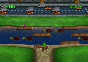 Frogger Returns Review - Screenshot 4 of 9