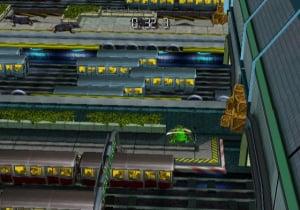 Frogger Returns Review - Screenshot 2 of 9