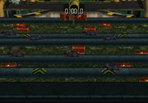 Frogger Returns Review - Screenshot 1 of 9