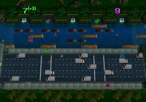 Frogger Returns Review - Screenshot 2 of 8