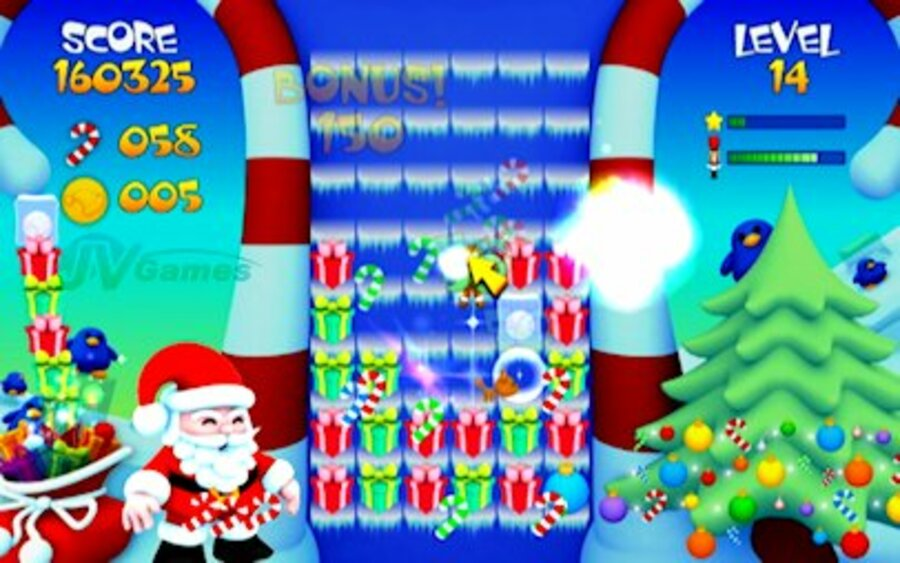 Christmas Clix Screenshot
