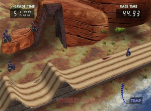 Excitebike: World Rally Review - Screenshot 3 of 5