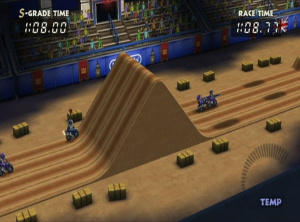 Excitebike: World Rally Review - Screenshot 4 of 5