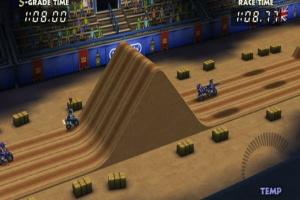 Excitebike: World Rally Screenshot