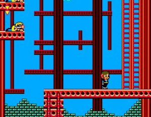 Alex Kidd in Shinobi World Review - Screenshot 2 of 3