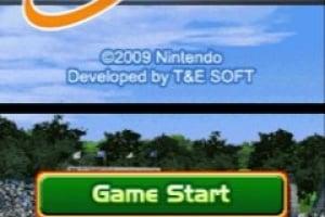 A Little Bit of... Nintendo Touch Golf Screenshot
