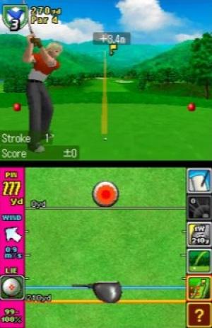 A Little Bit of... Nintendo Touch Golf Review - Screenshot 3 of 4