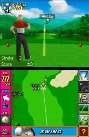 A Little Bit of... Nintendo Touch Golf Review - Screenshot 1 of 4