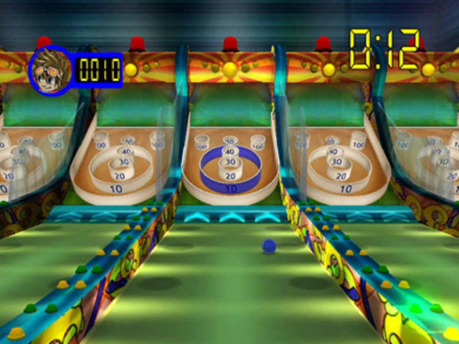 Arcade Zone Screenshot