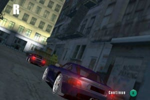 Burnout Screenshot