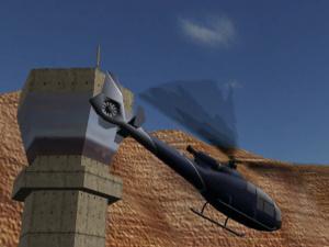 Copter Crisis Review - Screenshot 2 of 4