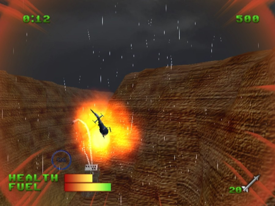 Copter Crisis Screenshot