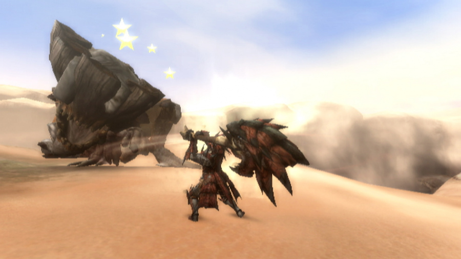 Monster Hunter 3 (Tri~) Review - Screenshot 1 of 4