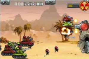 Army Defender Screenshot