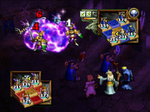 Ogre Battle 64: Person of Lordly Caliber Review - Screenshot 1 of 5