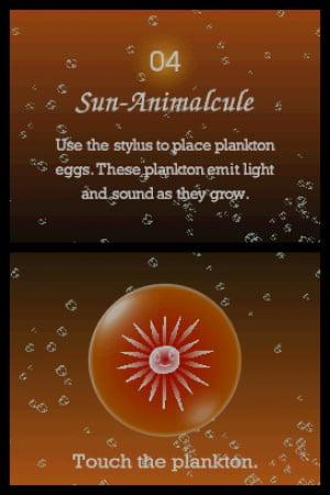 Electroplankton Sun-Animalcule Review - Screenshot 2 of 3