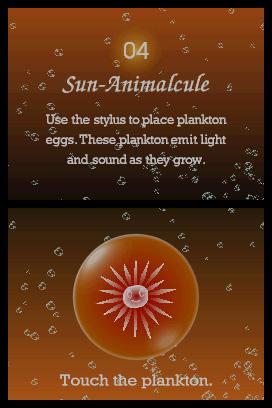 Electroplankton Sun-Animalcule Screenshot