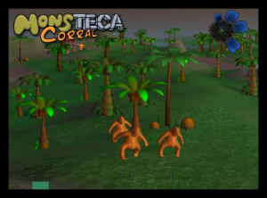 A Monsteca Corral: Monsters vs. Robots Review - Screenshot 1 of 6
