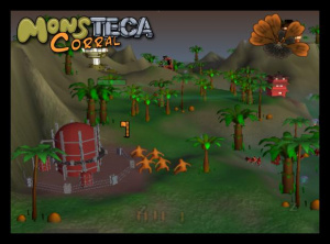 A Monsteca Corral: Monsters vs. Robots Review - Screenshot 5 of 6